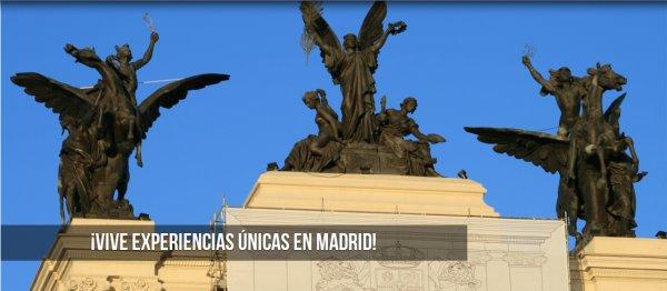 101 cosas que hacer en Madrid | Experiencias en Madrid