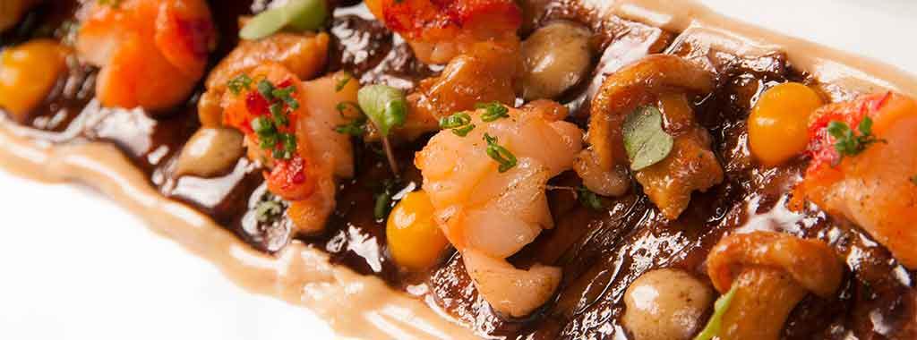 Cocina de autor en Madrid: Restaurante Gourmand del cheff Etienne Bastaits