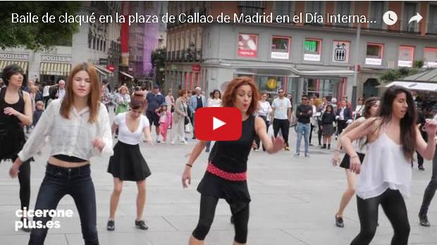Día Internacional del Claqué 2016 Madrid