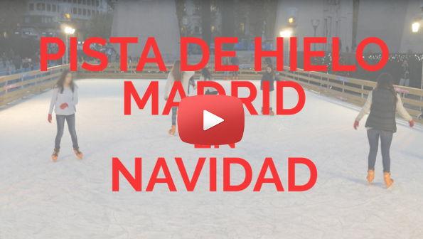 Pista de Hielo Madrid 2015 - 2016