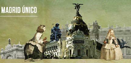 Imagen turística y cultural prediseñada por QueHacerEnMadrid.com