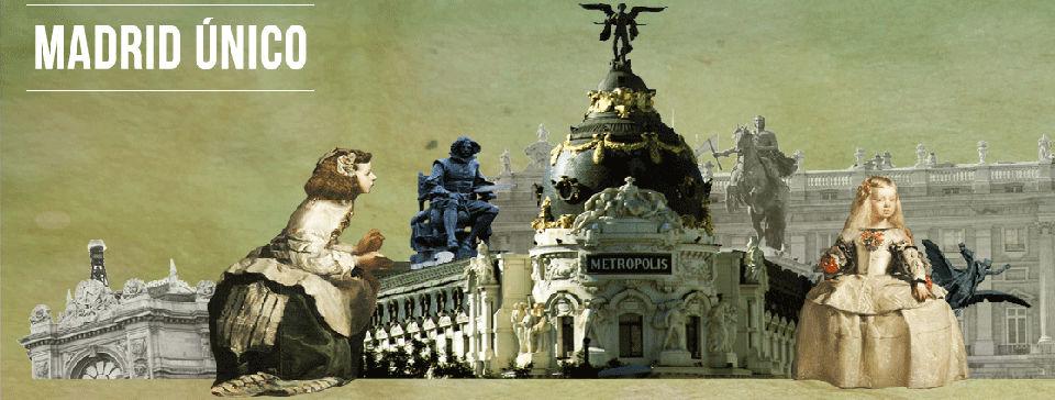 Que hacer en Madrid: atracciones turistícas (imagen diseño © QueHacerEnMadrid.com)
