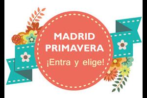 Imagen diseñada por QueHacerEnMadrid.com | `Qué hacer en Madrid en primavera 2018