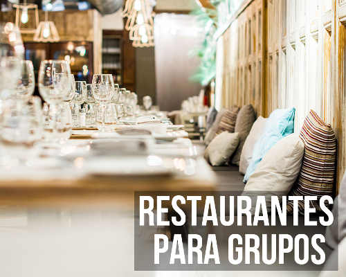 Los mejores restaurantes del centro de Madrid para grupos