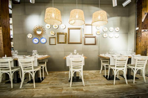 Restaurante Marina Ventura, cocina mediterránea en el Barrios de Las Letras