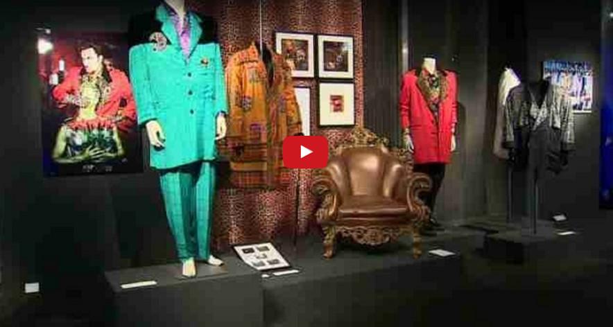 'Tino Casal, el arte por exceso' en el Museo del Traje