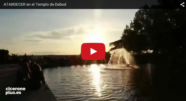 Video El Templo de Debod