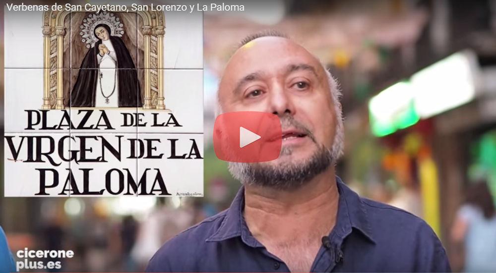Video Fiestas de San Cayetano, San Lorenzo y la Virgen de la Paloma 2015
